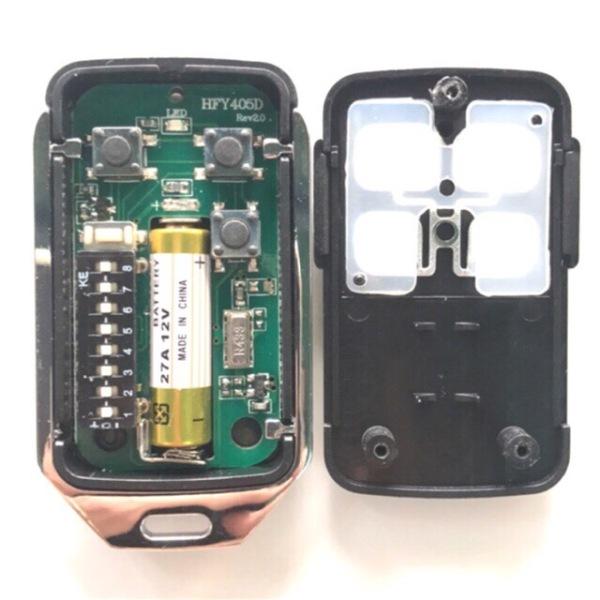 Bảng giá Remote điều khiển cửa cuốn 8 mã gạt sóng 433 Điện máy Pico