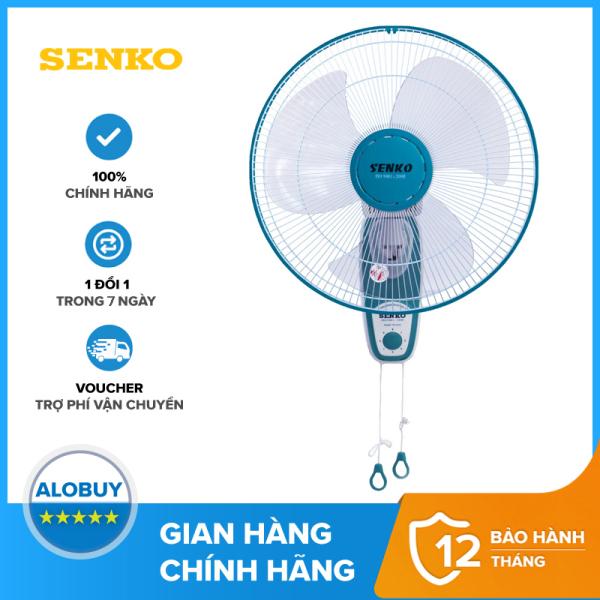 Quạt treo tường SENKO TC1626 (Có 2 dây rút điều khiển)