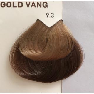 Thuốc nhuộm tóc màu vàng nâu sáng L Oreal Majirel Light Golden Brown 9.3 50ml thumbnail