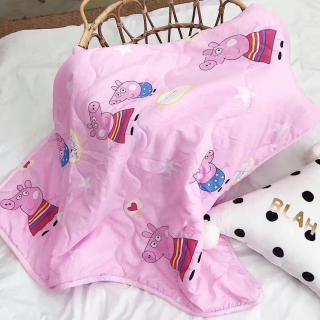 Mền chần bông chăn chần bông bé hoạ tiết hoạt hình cho bé thumbnail