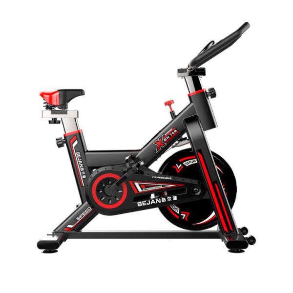 Xe đạp tập thể dục, khung thép cường lực chống gỉ