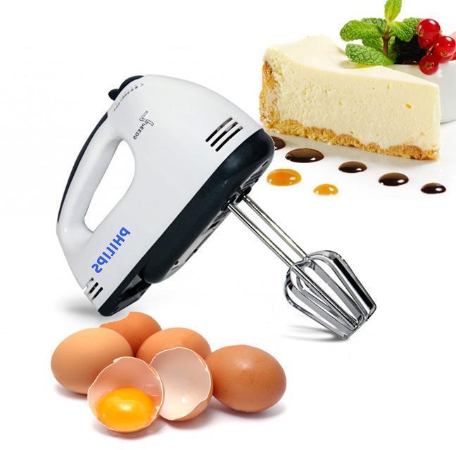 Máy Đánh Trứng Cầm Tay PILIP 07 Tốc Độ 180W Loại Cao Cấp 2019