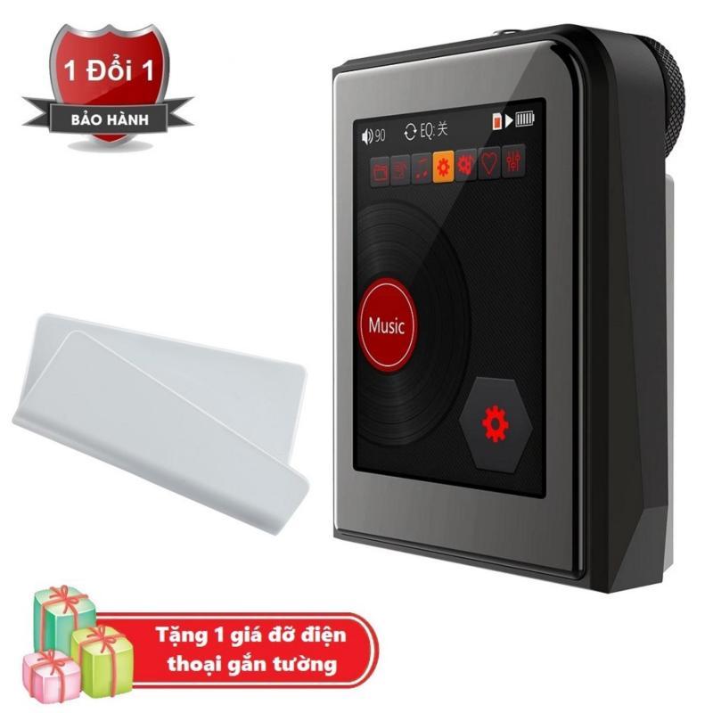 Máy nghe nhạc MP3 Lossless cao cấp Ruizu A50 - Hifi Music Player Ruizu A50 Tặng kèm Giá đỡ điện thoại gắn tường