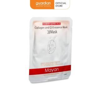 Mặt nạ 3D Mayan Collagen Q10 ngăn chặn lão hóa 25ml
