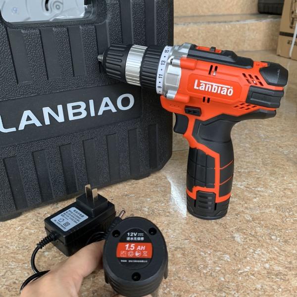 Máy Khoan Pin LANBIAO 12V hàng nội địa trung cao cấp