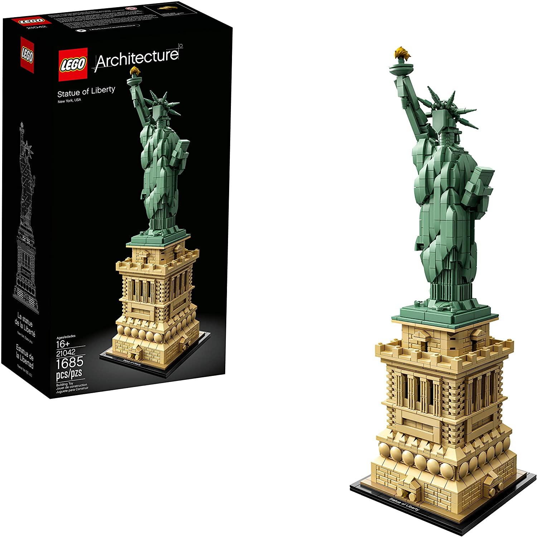 LEGO Bộ Lắp Ráp Tượng Nữ Thần Tự Do 21042 Đang Giảm Giá