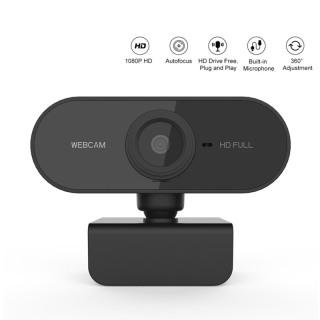 Webcam 1080p có mic full hd pd0011 - Camera máy tính bàn Dùng học và dạy online webcam dùng cho máy tính học trên mạng thumbnail