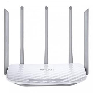 Bộ Phát Wifi Tplink Archer C60 Ac1350 - Router Wifi Băng Tần Kép 5 Ăngten - Hàng Bảo Hành 24 Tháng thumbnail