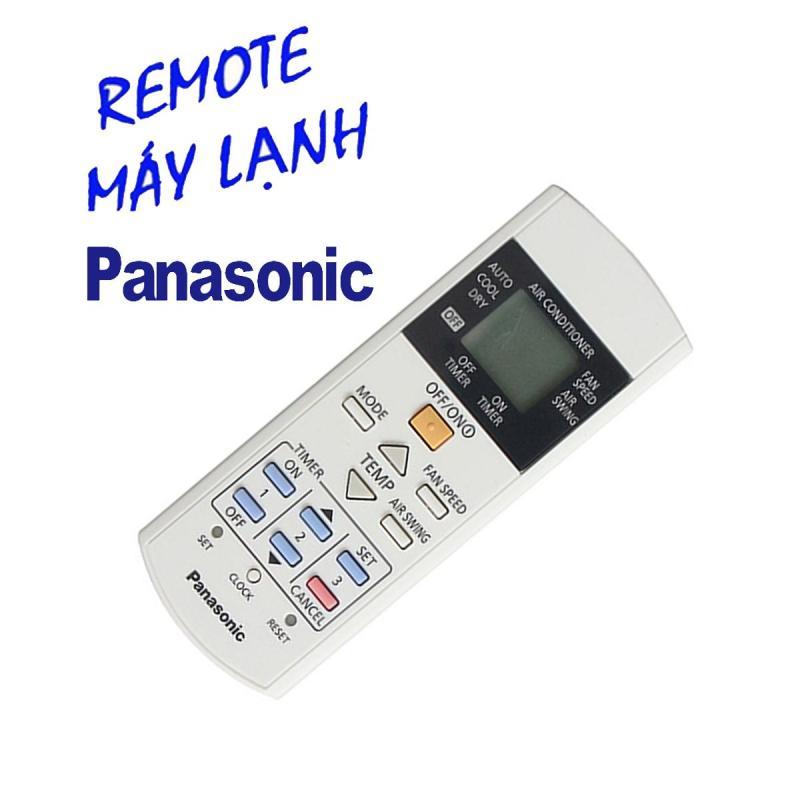 Remote Máy Lạnh, Điều Khiển Điều Hòa Panasonic 1 chiều