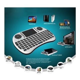Chuột Bay Kiêm Bàn Phím Không Dây UKB500 Cho Smart Tivi - Android Box [Thao4] thumbnail