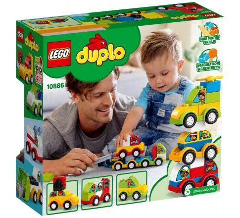 (So sánh giá) Bộ đồ chơi lắp ghép LEGO Duplo 10863 (34 Chi Tiết)