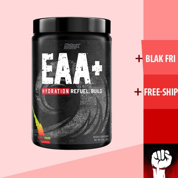 Nutrex EAA + Hydration Phục Hồi Cơ 30 Lần Dùng - Chính Hãng - Muscle Fitness giá rẻ