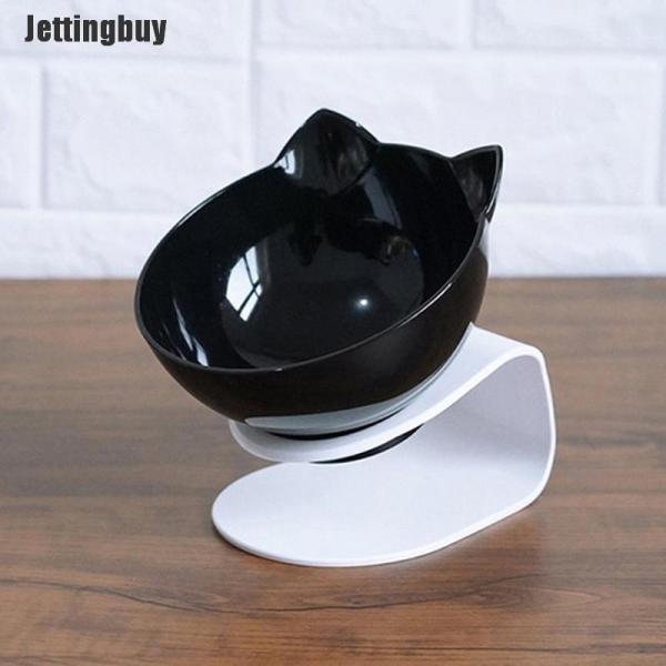 Bát đựng thức ăn cho thú cưng Jettingbuy có đế chống trượt một kích thước - hàng quốc tế - INTL