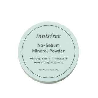 Phấn Phủ Kiềm Dầu Innisfree No Sebum Mineral Powder thumbnail