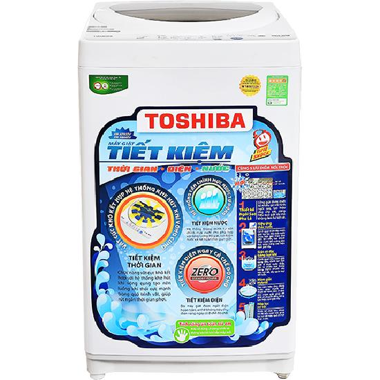 Máy giặt cửa trên Toshiba AW-A800SV WG ,7kg