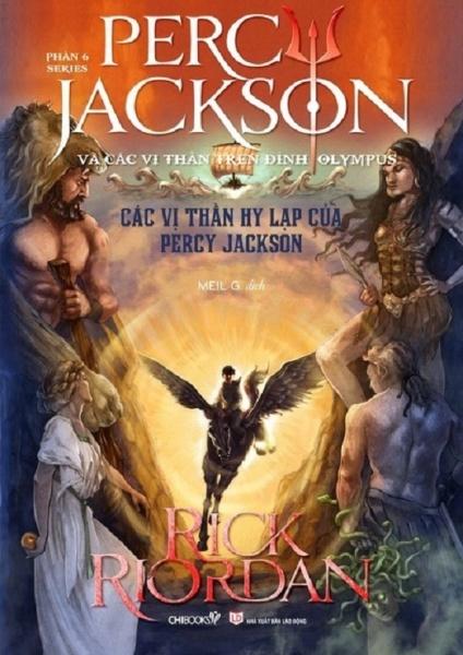nguyetlinhbook - Các Vị Thần Hy Lạp Của Percy Jackson