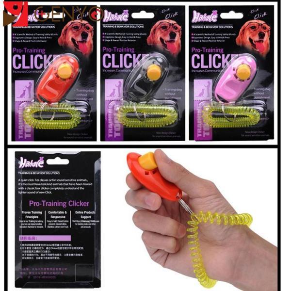 Dụng cụ huấn luyện chó - Clicker huấn luyện chó - Clicker 001 (màu ngẫu nhiên)