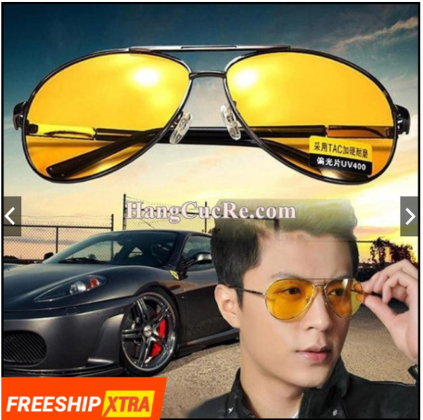 Giá bán Kính nhìn xuyên đêm - Kính Night View Glasses