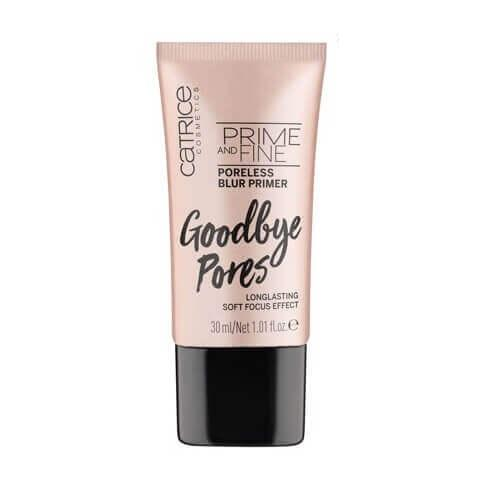 Kem Lót Chiết Xuất Từ Ngọc Trai Catrice Prime And Fine Goodbye Pores 30ml