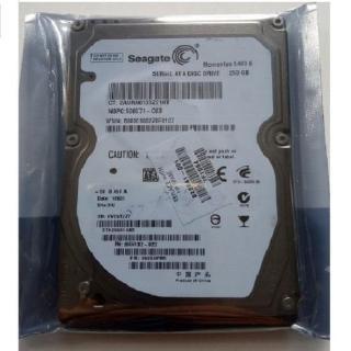 Ổ Cứng HDD Laptop 250GB - Bảo hành 12 tháng thumbnail