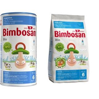 Sữa bột Bimbosan hữu cơ 12m - 400g thumbnail