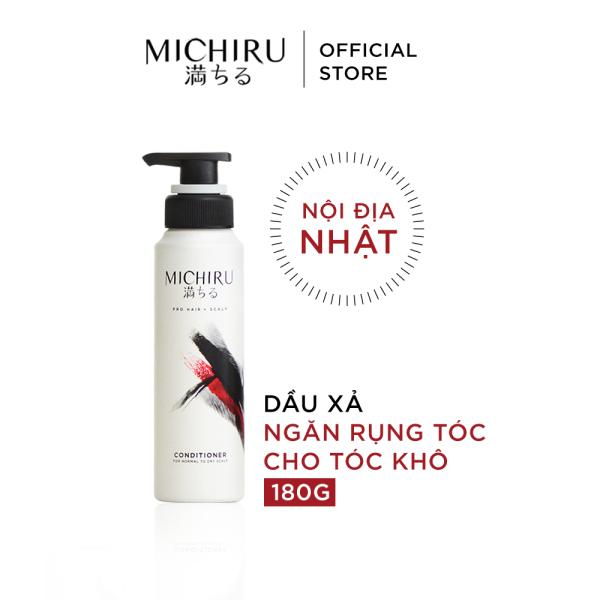 Dầu xả MICHIRU  cho tóc thường và khô 180g