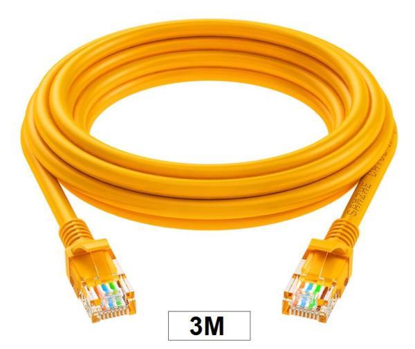 Dây Cáp Mạng LAN Internet Bấm Sẵn 2 Đầu Dài (Tùy Chọn Độ Dài)