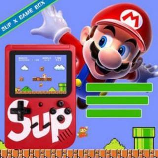 Máy Chơi Game Cầm Tay SUP MINI 400 in 1, Máy Chơi Game Sup, Máy Game Cầm Tay G1 Plus, Máy chơi Game 4 nút cầm tay (Màu Ngẫu Nhiên) thumbnail