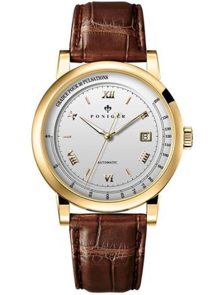 Đồng hồ nam Poniger P3.05-4
