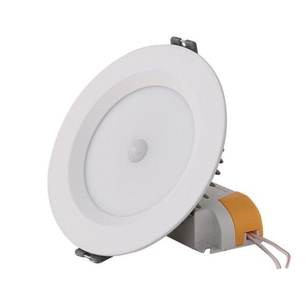 Đèn LED âm trần Downlight cảm biến D AT04L 90 / 7W  trắng rạng đông