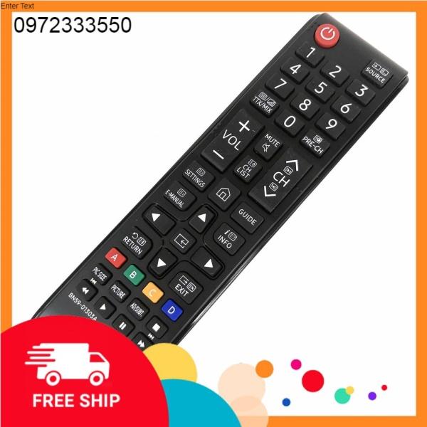 Bảng giá Samsung 303A - Remote điều khiển Tivi Samsung Smart thông minh - BN59-01303A (Loại tốt) Phong Vũ