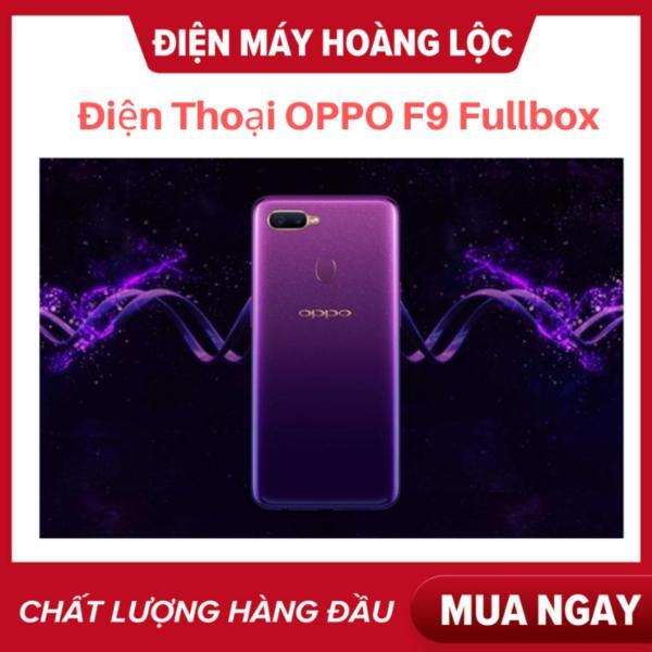 Điện thoại OPPO F9 Pro 2sim Ram 6Gb Camera Selfie 25MP-Màn hình LTPS LCD, 6.3 , Full HD+ Pin 3500 mAh - Siêu Phẩm Màn hình tràn viền giọt nước