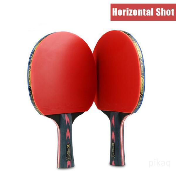 Bảng giá 2 Cái Nâng cấp Cây vợt bóng bàn 5 sao Carbon Bộ trọng lượng nhẹ Ping Ping Paddle Bat với khả năng kiểm soát tốt IPKRdQWG