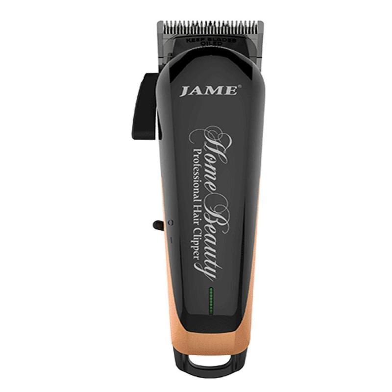 Tông đơ lưỡi kép chuyên nghiệp Jame 7601 ( Đen )
