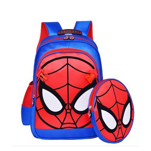 Balo người nhện Spider Man cho bé trai đi học BL03