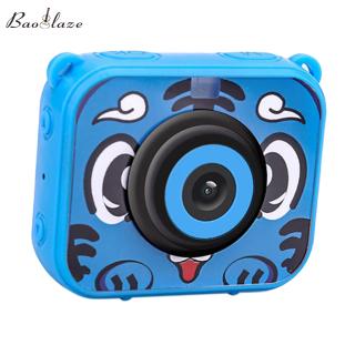 Camera Trẻ Em Mini Baoblaze Máy Ảnh Kỹ Thuật Số Chống Nước Có Đầu Ghi Hình thumbnail