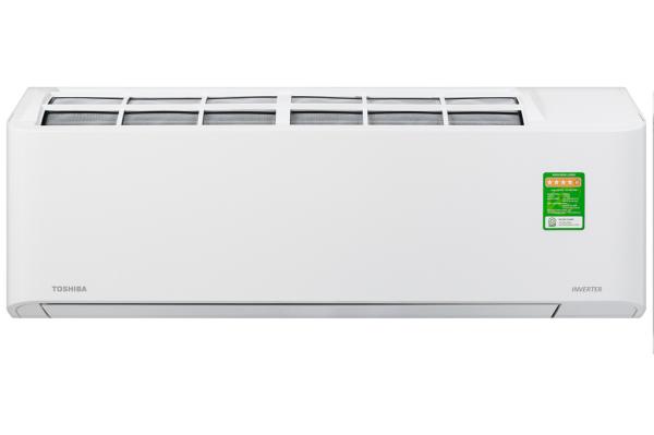 Máy lạnh Toshiba Inverter 2 HP RAS-H18C2KCVG-V Mới 2020, Từ 20 - 30 m2 , Ống dẫn gas bằng Đồng - Lá tản nhiệt bằng Nhôm Loại Gas:R-32