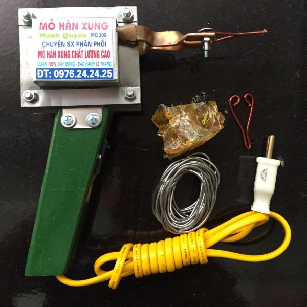 Com bo mỏ Hàn xung-Hàn chì- Hàn thiếc ( 100% dây đồng chịu nhiệt)