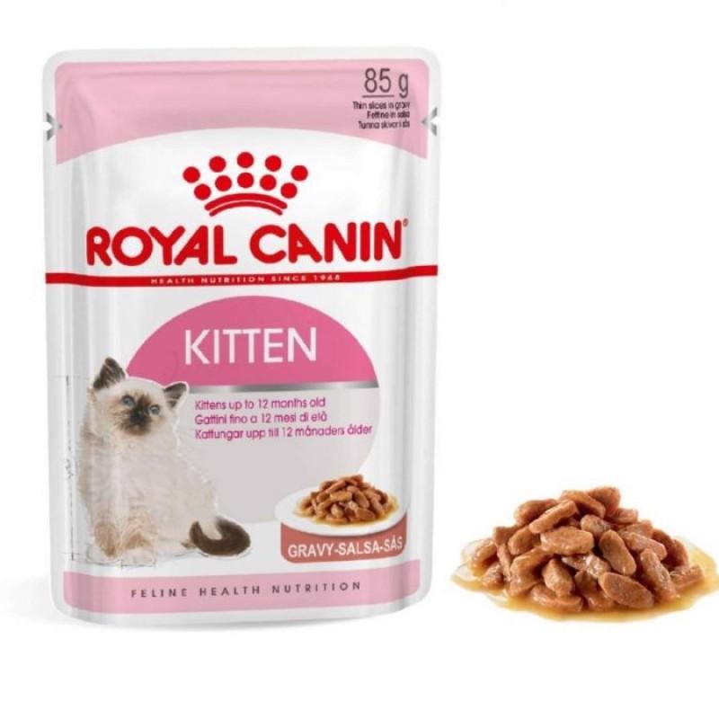 Pate Royal Canin Kitten cho mèo con gói 85g