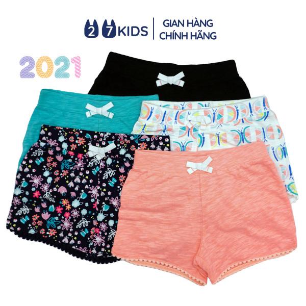Giá bán Quần đùi 27kids Jumping Bean's – quần short cho bé gái P306