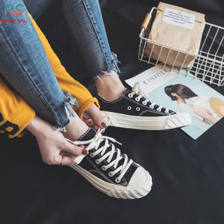 Rs0x0 Giày Vải 48H, Giày Thể Thao Hàn Quốc Sinh Viên Ins Phong Cách Harajuku Thường Ngày Cổ Điển Cổng Cho Nữ thumbnail