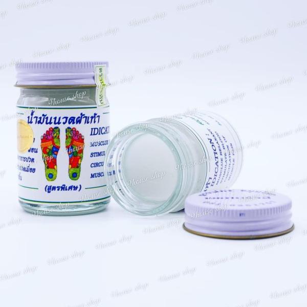 01 Cao Xoa Bóp Huyệt Bàn Chân (tốt cho người tê thấp khớp) Thái Lan 60 gram