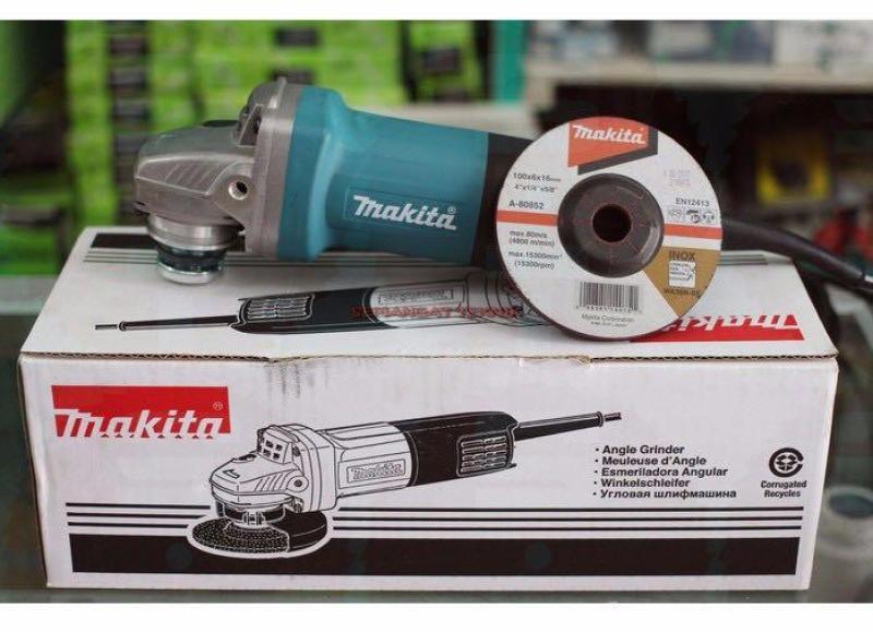 Máy mài Makita 9556 máy mài góc giá ưu đãi