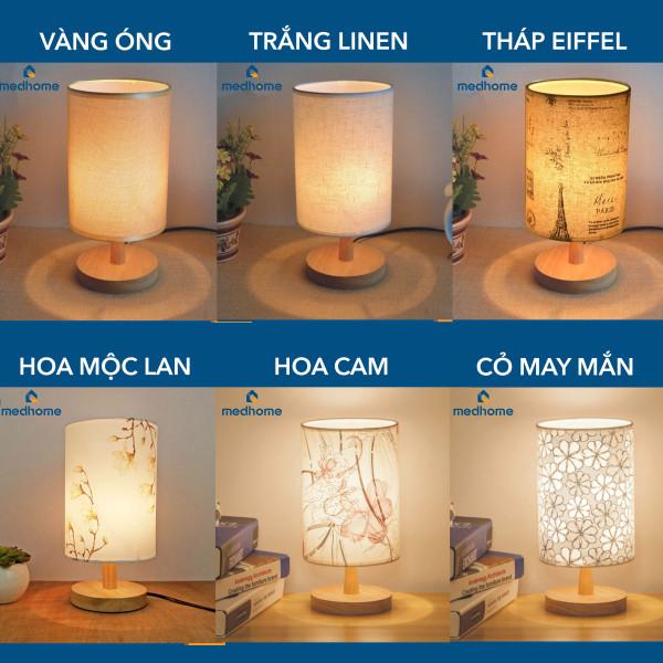 Đèn Ngủ Minimal Lamp Nhiều Thiết Kế Tối Giản Châu Âu TẶNG 1 Bóng Đèn Led 3W   Đèn Ngủ Để Bàn   Đèn Trang Trí