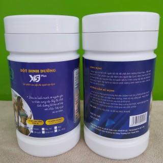 02 hộp (1kg) Bột dinh dưỡng X5 dành cho người tập thể thao Có Lòng Trắng Trứng Đạm Whey Giúp Tăng Cơ, Giảm Mỡ thumbnail