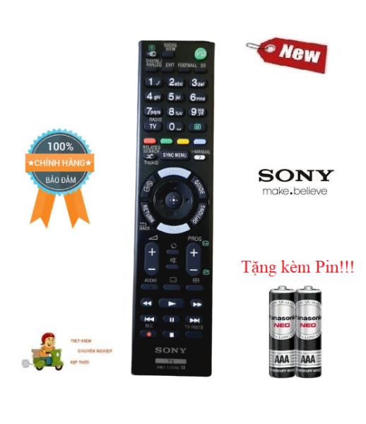 Bảng giá Remote Điều khiển TV Sony TZ-120E TV Sony LED/LCD Smart TV- Hàng chính hãng theo máy Fullbox mới 100%
