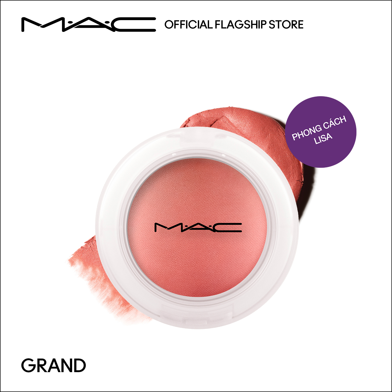 Phấn Má Hồng Kem MAC Glow Play Blush 7.3g