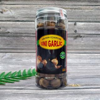 Tỏi đen Uni Garlic - Tỏi đen cô đơn một nhánh được lên men tự nhiên, sấy khô theo công nghệ hiện đại - Tăng sức miễn dịch, tăng đề kháng cho cơ thể thumbnail
