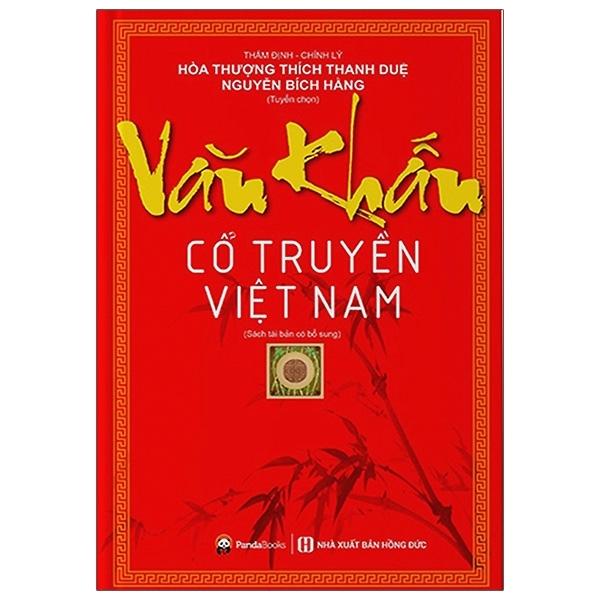 Mua Fahasa - Văn Khấn Cổ Truyền Việt Nam (Tái Bản 2020)