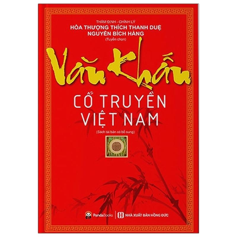 Mua Fahasa - Văn Khấn Cổ Truyền Việt Nam (Tái Bản 2021)
